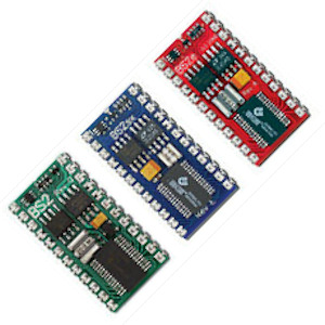 Parallax Basic Stamp Modules