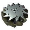 Nexus 14137 203mm Right Steel Mecanum Wheel